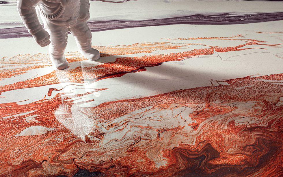 Grandes cerámicas para el suelo