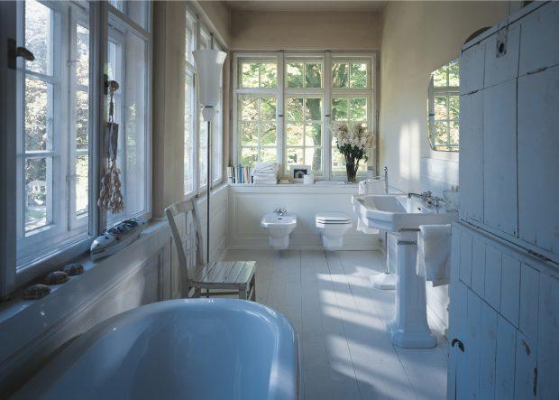 cuarto de baño duravit
