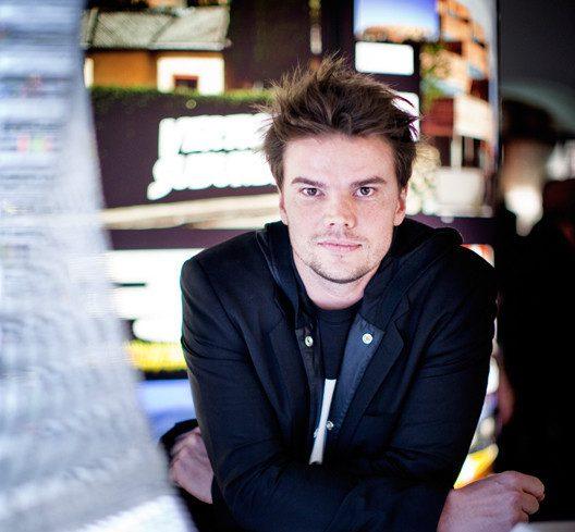 Bjarke Ingels es arquitecto danés