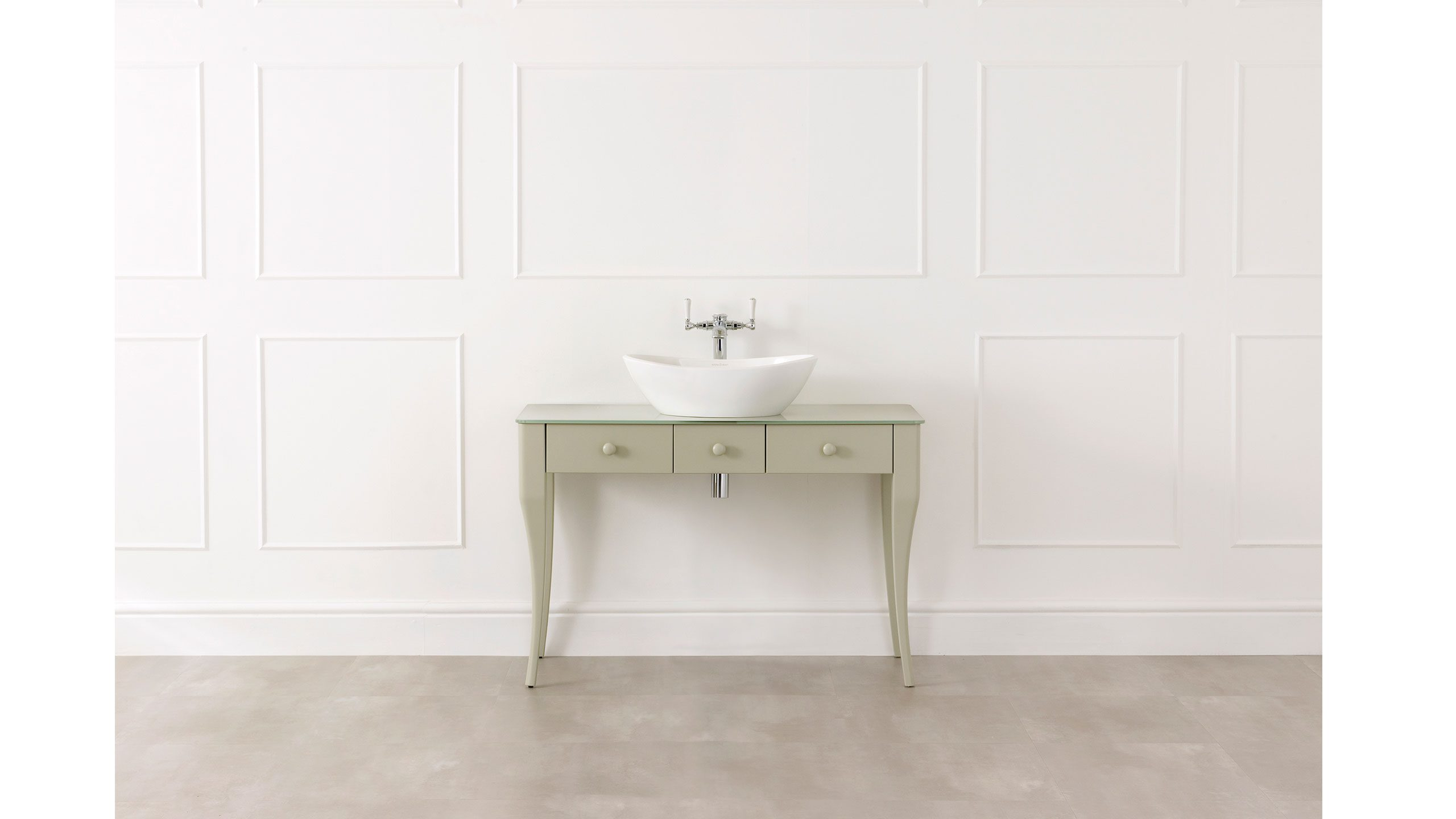 muebles de baño, el tocador