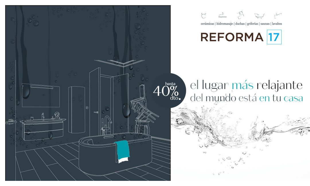 Reforma 17, reforma cocinas y baños