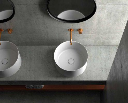 Lavabos de diseño para baños en Galicia